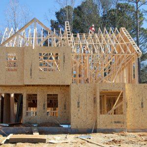 Radon Resistant Construction Exterior