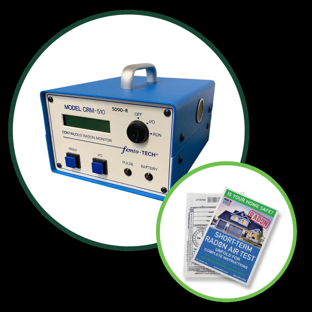 Radon Monitoring System